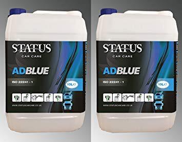 Status Adblue 2 x 10 Litre with Pouring Spouts 20 L - Sold by Status Car Care via Amazon - £15.30 Prime / £19.79 non-Prime
