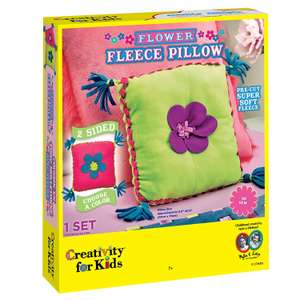 Creativity for Kids - Pillow Case Large Kits £4.49 @ Amazon Add-on Items