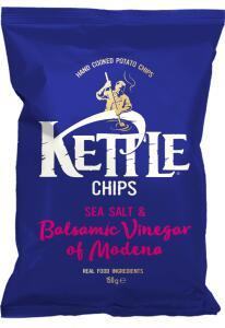 Kettle Crisps £1 @ ASDA (Buy 2 and get cashback via Checkoutsmart making 25p!)