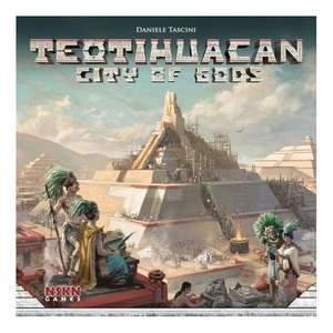 Teotihuacan Board Game £33.20 @ Chaos Cards (32.20 with single use code)