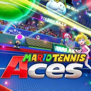 Mario Tennis Aces Nintendo Switch Free for NSO from 7th-13th Aug