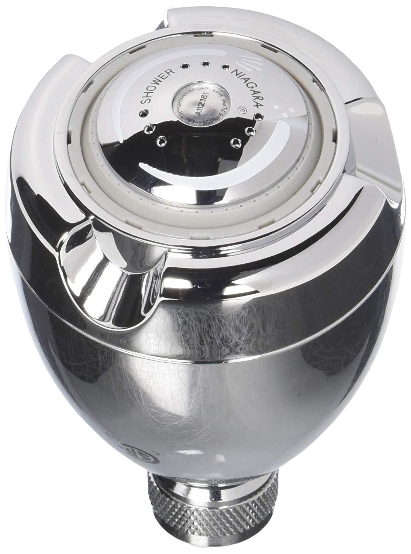 Niagara N2915CH 1.5 GPM Chrome Shower Head now £4.86 add-on item at Amazon