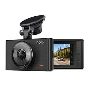 Anker Roav Dash Cam C2, FHD 1080P £34.99 Sold by AnkerDirect and Fulfilled by Amazon.