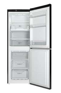 Indesit LD70N1K Frost Free Fridge Freezer - Black - £251.94 Delivered @ Argos