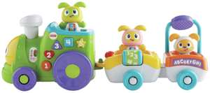 Fisher-Price Bright Beats learning train - £12 @ Argos