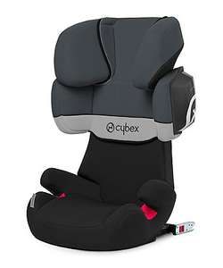 Cybex solution x2-fix highback booster seat - gray rabbit - £64.95 @ Mothercare