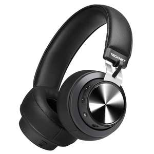 TeckNet Bluetooth Headphones w/ Noise Cancelling Microphone For Hands-Free Calling £13.99 Prime / £18.48 NP Sold by BLUETREE and FBA