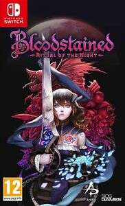 Bloodstained: Ritual of the Night (Switch) £24.99, Brand New Sealed UK stock from Boss Deals on eBay