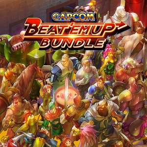 Capcom Beat 'Em Up Bundle Nintendo Switch @ Nintendo eShop £9.59