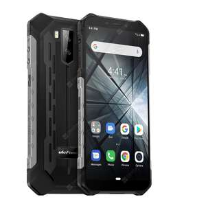 Ulefone Armor 5.5 inch Android 9.0 Quad Core 2GB / 32GB 5000mAh Smartphone - £73.44 delivered @ Gearbest