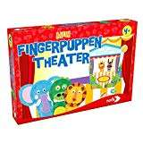 Children's Game My Finger Puppet Theater @ Amazon Add On £2.17