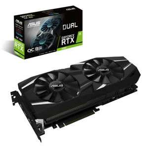 Asus Dual RTX 2080 OC 8GB - £58.74 at smartteck-outlet eBay