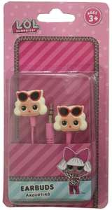 LOL earbuds/earphones £1 instore @ Chester Poundland