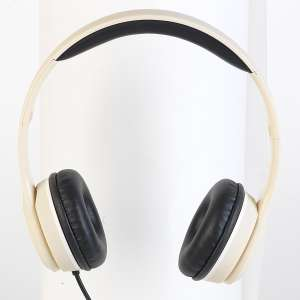 Intempo Stereo Headphones - Cream £3.40 @ Robert Dyas with code  (Free C&C) Also available in black