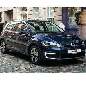 VW e-Golf electric vw £25617 at drivethedeal.com
