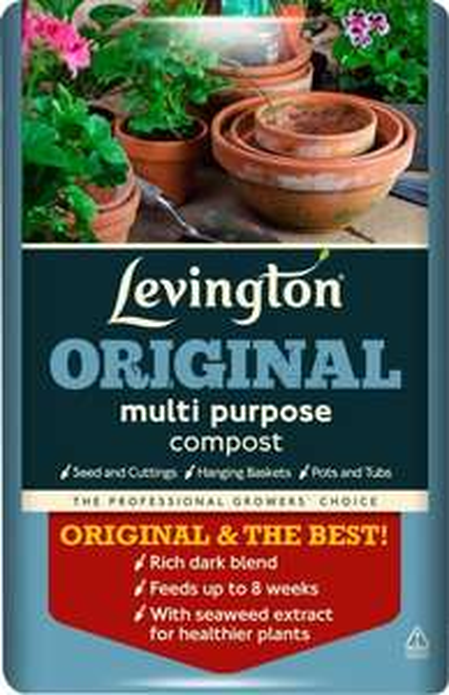 Levington Original Multi Purpose Compost 50L - £1 instore @ B&M Romford Market