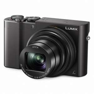 Panasonic Lumix DMC-TZ100EB-K Digital Compact Camera in Black £349.99 Costco