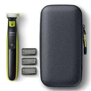 Philips OneBlade QP2520/64 Hybrid Trimmer with Travel Case - £28.49 @ Boots Shop (Free C&C)
