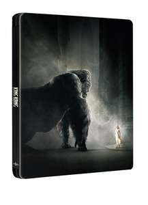King Kong 4K Steelbook £9.99 @ ZOOM (£8.99 w/ Code using PayPal Checkout)