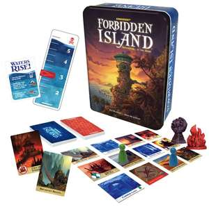 Forbidden Island Board Game £15.82 @ Jac in a Box (free delivery)