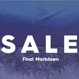 Quiksilver clearance sale + buy 4 items extra 20% off + 20% extra with code