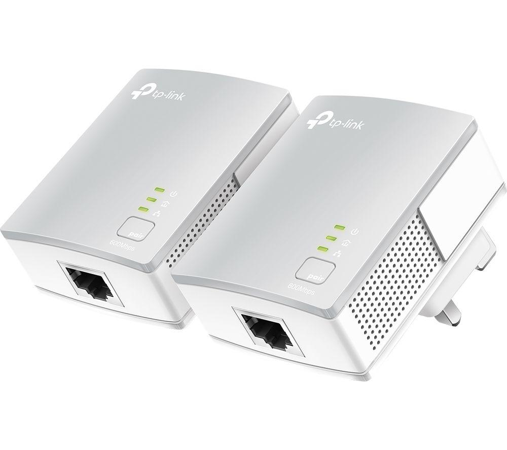 TP Link AV600 Powerline kit £12.50 @ Tesco