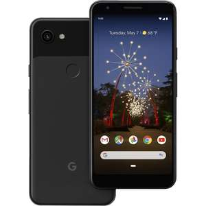Google Pixel 3a unlimited texts & mins / 10GB data - £34 month (Term = £816) + Choice of free gift at EE
