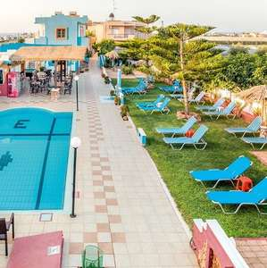 Last minute Hol - Malia - 14 Night - S/C from Luton - £164pp (£328 total) - August 2019. Adults only - inc Luggage Allowance Via Thomas Cook
