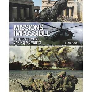 Missions Impossible - Historys Most Daring Moments - £5 @ The Works (Free C&C)