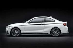 BMW 218i M-Sport 36 month Lease - £240.88 per month - £1445.28 first payment - £198 broker fee - Total Cost: £10,314.96 @ Motorama