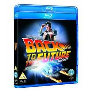 Back to the Future Trilogy Blu-ray Pre-owned £4.81 / The Lord of the Rings Trilogy Pre-owned £3.04 delivered @ worldofbooks08 / eBay
