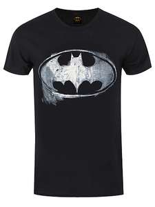 Batman Distressed Logo (Large) £3 @ Game