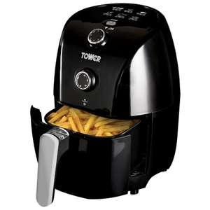Tower Compact Healthy Cooking Air Fryer 1.5L only £25 @ B&M