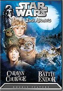 The Ewok Adventure Caravan of Courage / The Battle For Endor free to watch with Amazon Prime Video