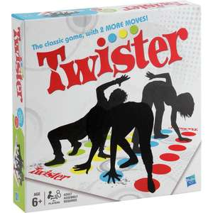 Hasbro Twister Game - £7 instore only @ Sainsbury's