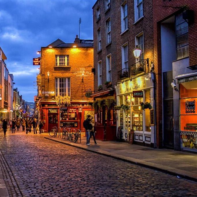 Day trip to Dublin - £6 on Tuesdays @ Stena Line