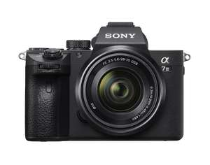 Sony a7iii with 28-70mm lens at Wow Camera for £1559