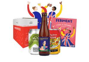 Beer52 - Almost free case of craft beers - just the £2.95 postage to pay