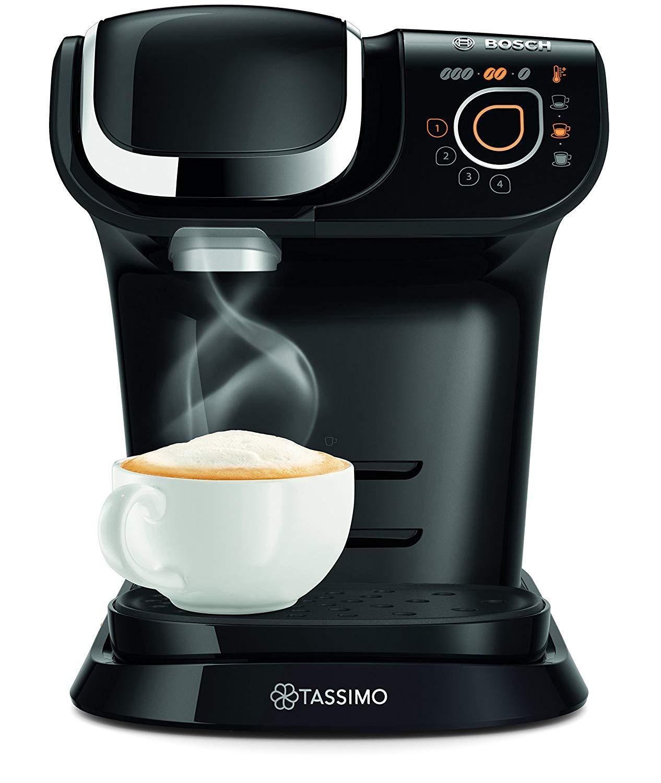 Bosch Tassimo My Way TAS6002GB Coffee Machine, 1500 W, 1.2 Litres at Amazon £69.99