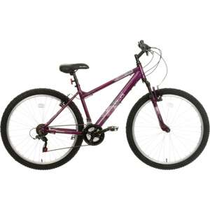 """Apollo Jewel Womens Mountain Bike - Purple - 14"""", 17"""", 20"""" Frames at Halfords from £128"""