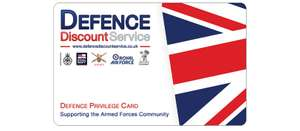 Free Rakuten Film for Armed Forces Veterans & Blue Light Members via Defence Discount Service