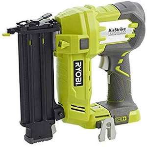 Ryobi ONE+ 18G AirStrike Nailer, 18V (Body Only) at Amazon for £148