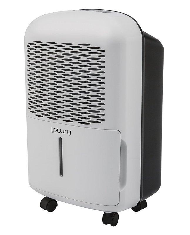 Lowry LDH1001 10L Dehumidifier - £49.98 @ Ebuyer