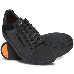 Superdry Mens Sleek Tennis trainers were £49.99 now £25 sizes 6 up to 11 @ Superdry