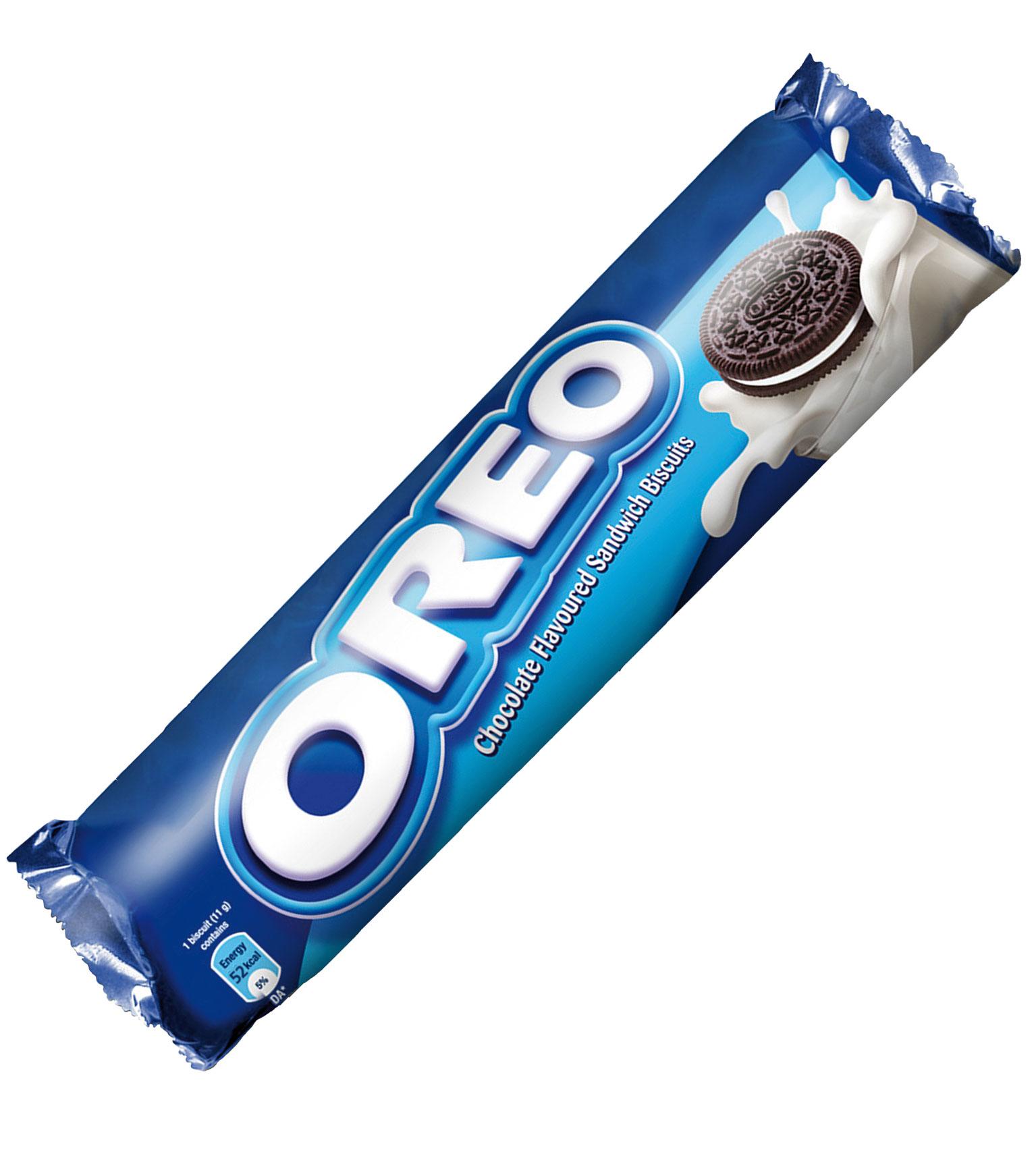Oreo Original Sandwich Biscuits 154g 50p @ Sainsbury's