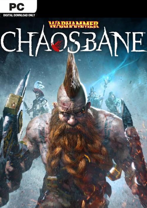 [Steam] Warhammer Chaosbane + DLC PC - £11.99 @ CDKEYS