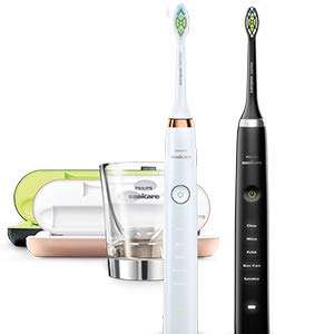 Philips Sonicare DiamondClean Electric Toothbrush Dual Pack - £182.64 @ Amazon IT
