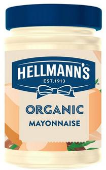 Hellmann's Organic Mayo 270g @ Poundstretcher - £0.69