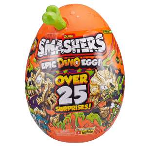 Smashers Epic Dino Egg - £16.50 (Was £25) Tesco In-Store Failsworth