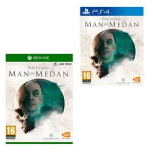The Dark Pictures Anthology - Man of Medan (Preorder) Xbox One/PS4 £20.85 delivered @ Base